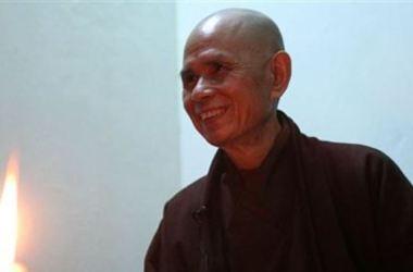 Thiền sư Thích Nhất Hạnh nhập viện vì xuất huyết não