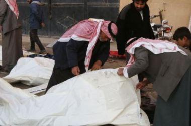 Syria thêm nhiều vụ không kích chết người ở Raqqa