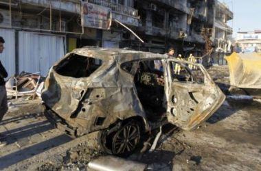 Nổ bom ở Baghdad 23 người chết
