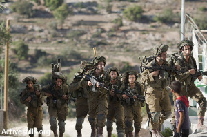 Israeli army searching for 3 kidnapped settlers in Hebron