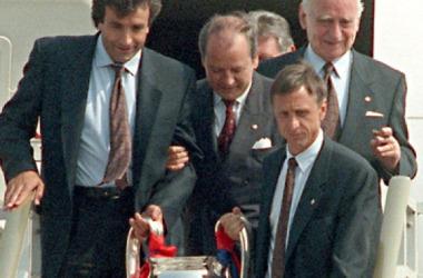 Cựu chủ tịch Barca ngồi tù ở tuổi 83