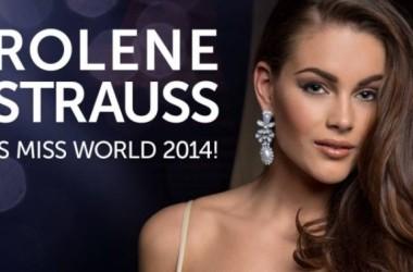 Nam Phi đăng quang Hoa hậu thế giới 2014