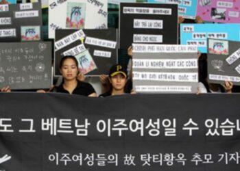 Một phụ nữ Việt bị giết ở Nam Hàn