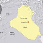 Phiến quân Nhà nước Hồi giáo bắn rơi trực thăng Iraq