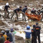 Số tử vong đất sạt lở ở Indonesia tăng tới 17 người