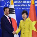Việt Nam, Nam Triều Tiên sẽ ký hiệp định thương mại tự do