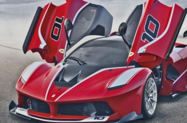 Ferrari FXX K – Finali Mondiali 2014