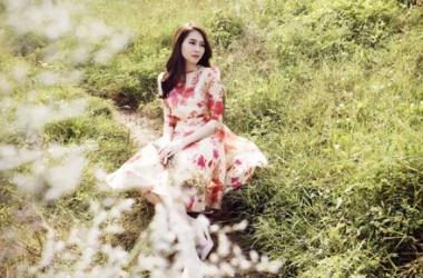 Hoa hậu Đặng Thu Thảo đẹp thuần khiết trong bộ ảnh mới