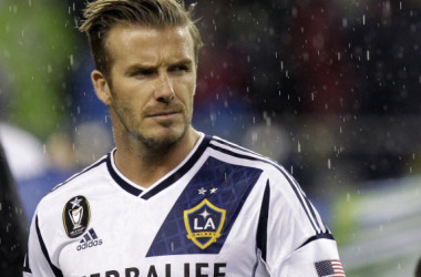 David Beckham Best Shot