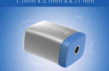 Nanoplug – Thiết bị trợ thính nhỏ nhất thế giới
