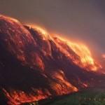 Ngọn núi lửa âm ỉ cháy suốt 6.000 năm tại Úc