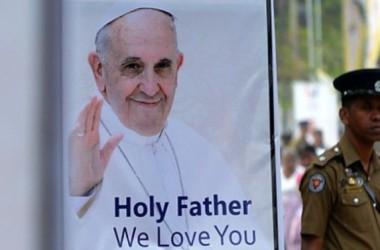Giáo hoàng Francis sắp thăm Sri Lanka