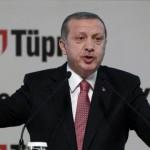 'Kẻ khủng bố' ném lựu đạn gần văn phòng Tổng thống Thổ Nhĩ Kỳ