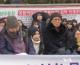 Biểu tình ở Hàn Quốc nhắc đến hành vi của Phát Xít Nhật Bản