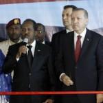 Tổng thống Thổ Nhĩ Kỳ đến thủ đô Somalia