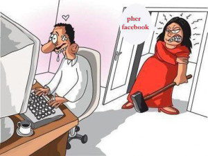 facebook funny husband and wife(1)