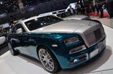 Đẳng cấp Rolls-Royce Wraith