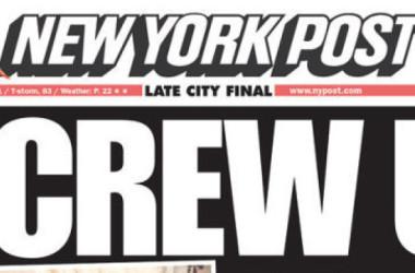Tài khoản Twitter của báo New York Post bị xâm nhập