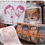 Trung Quốc tịch thu giấy vệ sinh Hong Kong