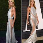 """Mỹ nhân mặc """"HỞ"""" tại tiệc hậu Oscars"""
