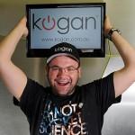 Kogan khai trương trang web bán hàng tạp hoá trực tuyến