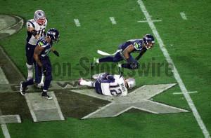 NFL: FEB 01 Super Bowl XLIX - Patriots v Seahawks
