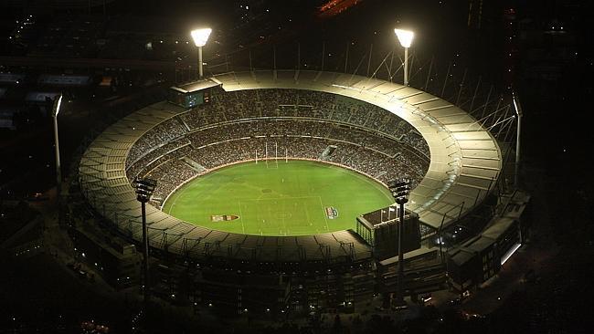 Kết quả hình ảnh cho Sân vận động Melbourne Cricket Ground (MCG)