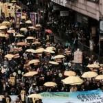 Đông đảo dân Hong Kong tham gia biểu tình