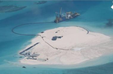 Bắc Kinh cải tạo đất 'quy mô' ở Biển Đông