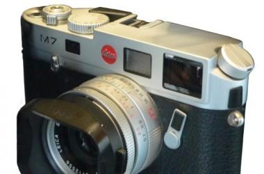 Máy ảnh Leica kỷ niệm sinh nhật 100 tuổi
