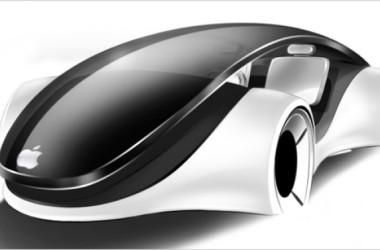 Apple bí mật làm xe Ô tô!