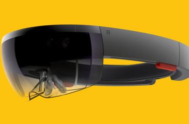 Microsoft HoloLens – Hướng bạn đến 1 Kỷ Nguyên HiTech mới