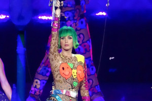 Katy Perry 'The Prismatic World Tour' Concert at the MGM Grand Arena in Las Vegas