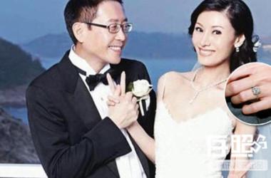 Mỹ nhân Hong Kong lấy chồng Đại Gia nhẫn cưới toàn 8 carat !