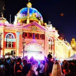 Lễ Hội Đêm Trắng Melbourne 2015