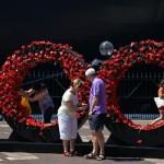 Sydney xây Tường Hoa Anh Túc kỷ niệm ngày đổ bộ Gallipoli