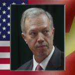 Đại sứ Ted Osius nêu thông điệp ngoại giao mạnh mẽ với Việt Nam