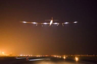 Máy bay Solar Impulse đến Trung Quốc