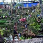Vanuatu với nguy cơ thiếu lương thực, nước sạch