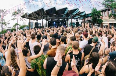 Hơn 50 người bị bắt tại sự kiện âm nhạc Melbourne