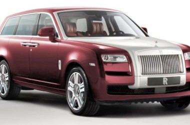 Rolls-Royce SUV 2018