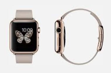 Apple iWatch, một loại đồng hồ đeo tay đắt tiền