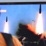 Kim Jong-un chỉ đạo phóng 7 tên lửa ra biển