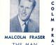 Cựu Thủ tướng Úc Malcolm Fraser từ trần!