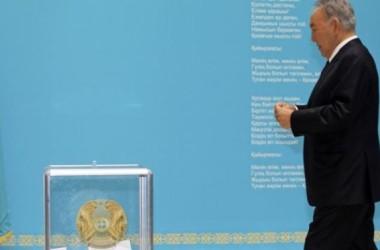 Tổng thống Kazakhstan Nursultan Nazarbayev tái đắc cử