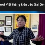 Báo tiếng Việt ở Mỹ xin phá sản khi án tòa phạt 4,5 triệu đôla