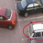 Do not steal someone's Parking Space!