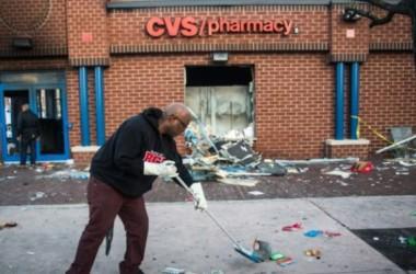 Người Việt ở Baltimore bị ảnh hưởng vì bạo loạn