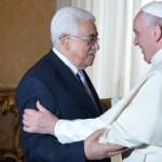Ðức giáo hoàng tiếp Tổng thống Palestine