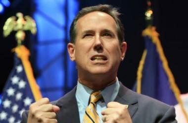Ông Santorum tranh quyền đề cử của Ðảng Cộng Hòa Mỹ